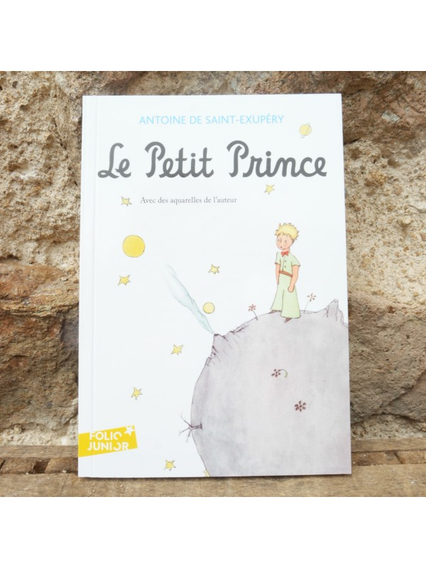 Pocket book The Little Prince Souvenirsdelyon.com