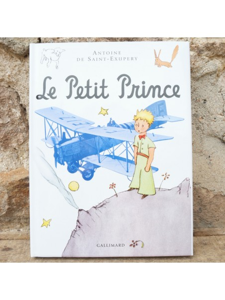 Livre Le Petit Prince chez Souvenirsdelyon.com