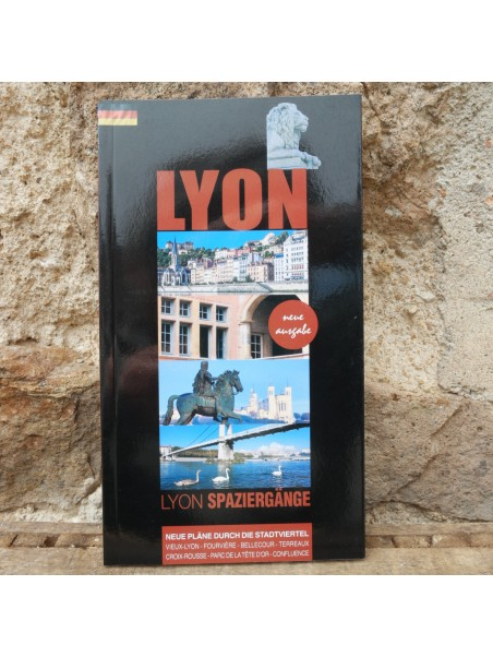 Book Lyon Guided Walks in German Souvenirsdelyon.com