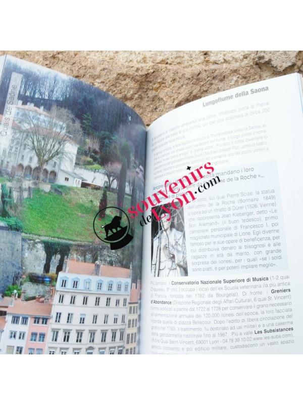 Book Lyon Guided Walks in Italian Souvenirsdelyon.com