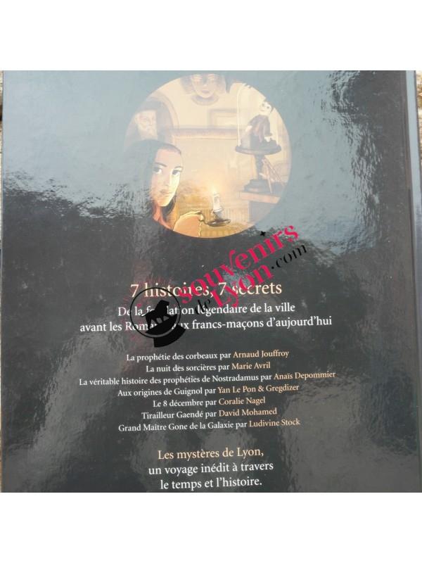 BD Les mystères de Lyon chez Souvenirsdelyon.com