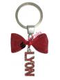 Lyon red bow key ring Souvenirsdelyon.com